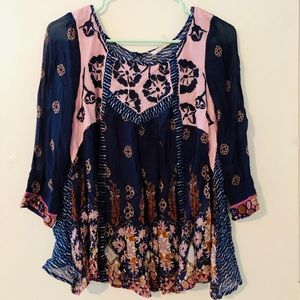 Floreat (Anthropologie) Blouse